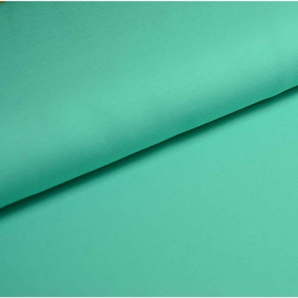 Jersey Uni 220 g/m² ca.150 cm col. 318 aqua
