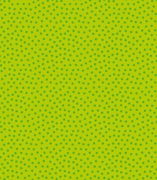 BW-Stoff Junge Linie Punkte klein hellgrün