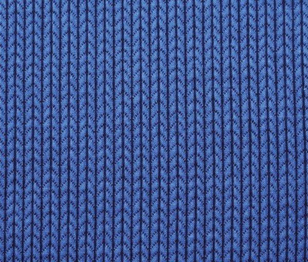 Big Knit Jacquard, bluette-blue navi, Hamburger Liebe (Albstoffe)