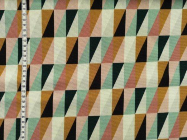Canvas Druck - Tillisy Geometrie