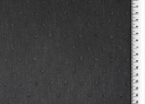 Viskose Uragiri, schwarz