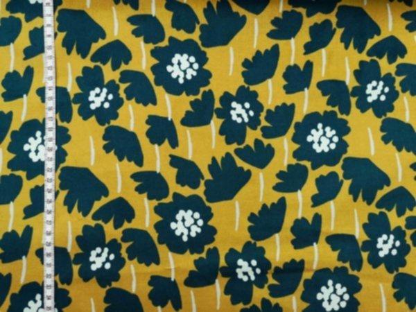 Velvet - Tillisy Blumen senf