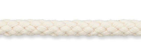 Kordel, 10mm, 100% Baumwolle, beige