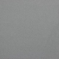 Waffel-Stoff - col. 003 grau