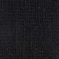 Jersey Bündchen Tube Uni GOTS - col. 001 black