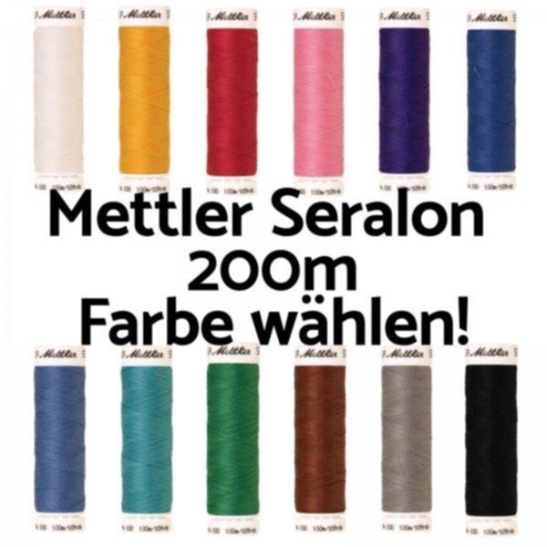 Nähfaden Mettler Seralon - 100m