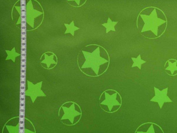 Softshell neon grün