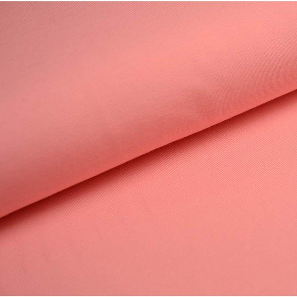 Jersey Uni 220 g/m² ca.150 cm col. 613 flamingo