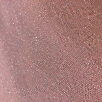 Glitter Jogging / French Terry - col. 008 rosa meliert