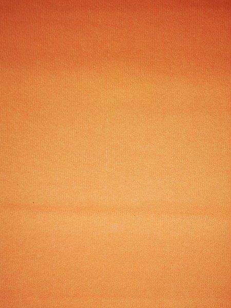 Bündchen Tricot im Schlauch uni gefärbt orange