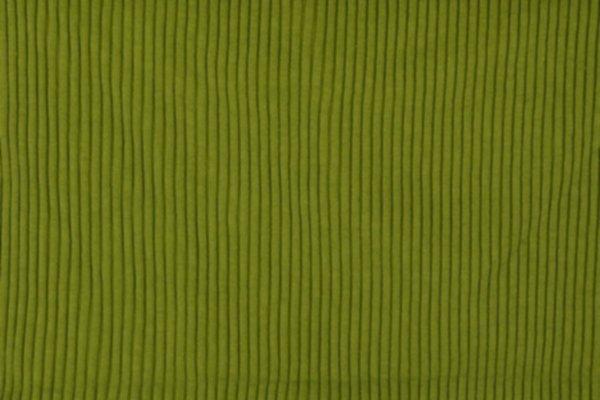 Strickbündchen, uni, grün