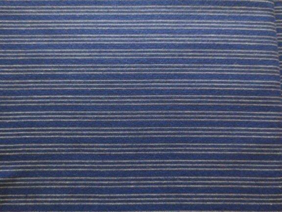 BW-Stoff Klassiker blau Klassiker blau-beige