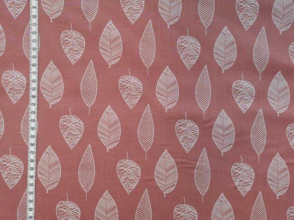 Baumwolle gewebt - Tillisy Blätter