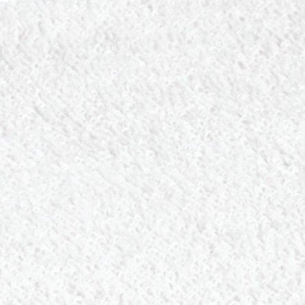 Dreamflor-Meterware 2401 einseitiges Frottier 01 weiss